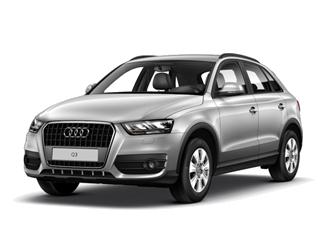 Webasto на Audi Q3