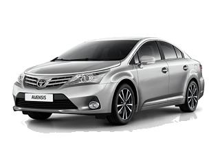 Webasto на Toyota Avensis