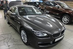 Шумоизоляция BMW 6er (F13)