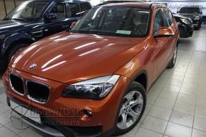 Автозапуск на BMW X1 (E84)