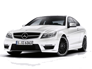 Webasto на Mercedes C-class
