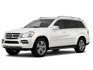 Webasto на Mercedes GL