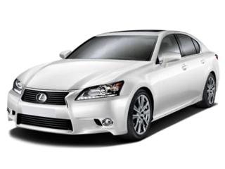 Webasto на Lexus GS