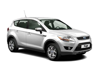 Webasto на Ford Kuga