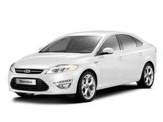Webasto на Ford Mondeo