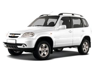 Webasto на Chevrolet Niva
