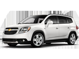 Webasto на Chevrolet Orlando