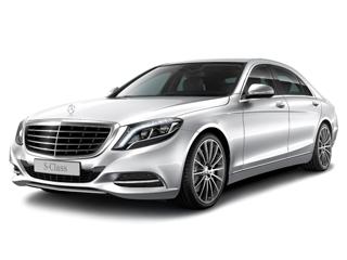 Webasto на Mercedes S-class