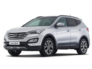 Webasto на Hyundai SantaFe