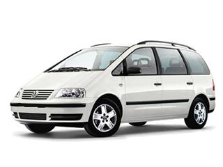 Webasto на Volkswagen Sharan