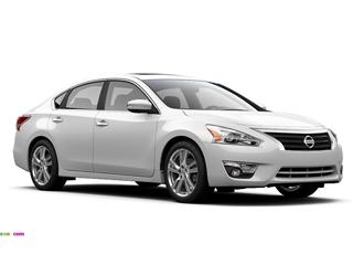 Webasto на Nissan Teana