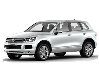 Webasto на Volkswagen Touareg