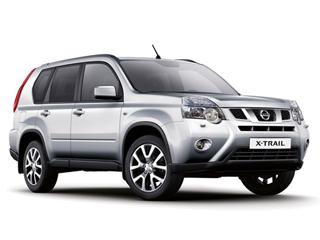 Webasto на Nissan X-Trail