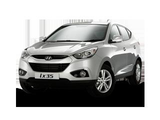 Webasto на Hyundai ix35